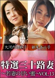 特撰三十路妻~若妻の甘い蜜~vol.13