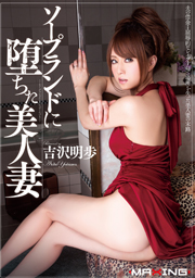 Beautiful Wife Fell In Soapland. Akiho Yoshizawa