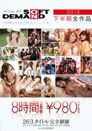 ザ ベスト オブ SOFT ON DEMAND 2011年下半期全作品 8時間 2枚組 ¥980+TAX