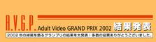 AVグランプリ2002 結果発表!